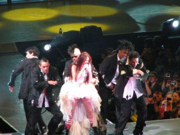 [Miley Cyrus concert Pru Center]