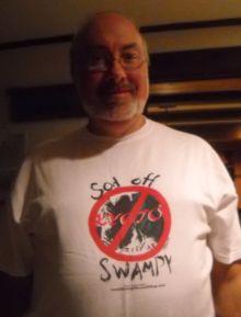 [Sod off Swampy T shirt]