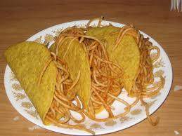 [Spaghetti Tacos]